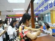 2017年1月胡志明市国税收入创下10年来新高