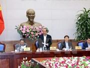 越南政府副总理张和平主持召开工商部行政审批制度改革总结会议