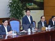 王廷惠副总理:突破市场瓶颈 为企业发展提供便利条件