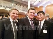 越南市场吸引德国巴伐利亚自由州企业的眼球