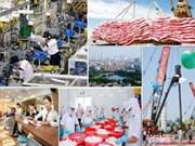 一月份越南经济出现积极转变