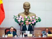 越南政府与祖国阵线中央委员会召开联席会议