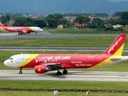 越捷航空公司即将开通越南岘港至韩国首尔国际航线