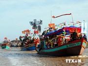 鲸鱼节——渔民们的重要节日之一
