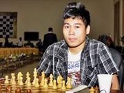 """两名越南棋手将参加2017""""俄航杯""""国际象棋公开赛"""