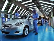 2017年1月份越南汽车销量大幅下降