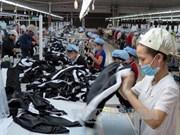 2016年越南对美国及日本纺织品服装出口额达150亿美元