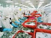 2017年越南虾类出口额预计达34亿美元