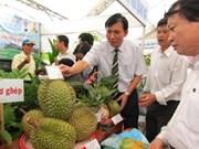 九龙江三角洲国际农业展即将在芹苴市举行
