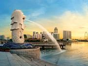 新加坡跻身全球外商直接投资的五大首选投资地