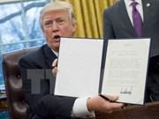 美国前官员:任何双边自贸协定难以取代《跨太平洋伙伴关系协定》