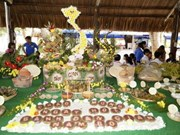 第六届越南南部民间糕饼节新亮点频现