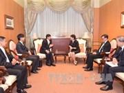 越泰外交部第6次政治磋商在曼谷召开