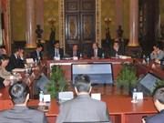 越南与墨西哥加强金融合作