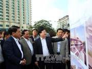 郑廷勇副总理要求河内市注重开展交通和环境各重点项目