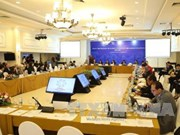 越南科技部主持APEC第一次高官会一系列相关会议
