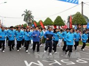 2017年全民健康奥林匹克长跑日活动预计吸引720万人参加