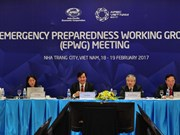 2017年越南APEC峰会: 第十一次APEC备灾工作组会议在芽庄市举行