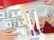 20日越盾兑美元中心汇率较上周末上涨2越盾