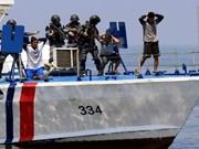 一艘越南籍船只在菲律宾海域遭海盗袭击一名船员死亡
