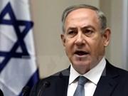 以色列国总理内塔尼亚胡对新加坡进行正式访问
