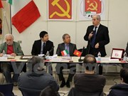 意大利共产党举行关于越南革命的研讨会