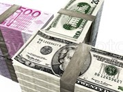 22日越盾兑美元中心汇率上涨4越盾