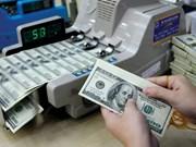 越盾兑美元中心汇率较前一日下降4越盾