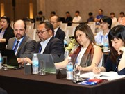 2017年APEC峰会:APEC第一次高官会期间召开系列相关会议