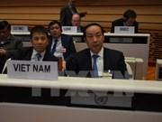 越南出席在瑞士举行的联合国欧洲经济委员会部长级会议