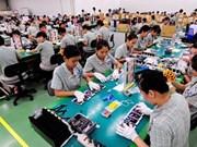 手机及零件仍是越南出口额最大的商品类