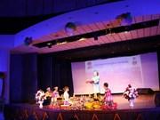 向印度观众推介越南祀母信仰
