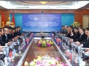越南与法国合作推动信息技术发展与电子政务建设