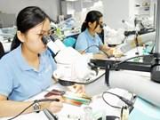 今年前两月越南引进外资34亿美元
