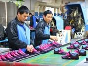 2011-2016年鞋履出口总额达近600亿美元
