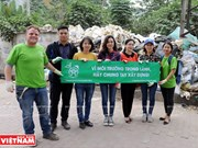 Keep Hanoi Clean为河内清洁行动
