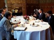 德国不来梅州与越南加强合作