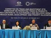 2017年越南APEC峰会:有效促进可持续和包容性增长目标