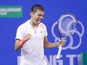 ATP最新排名:李黄南名次下降8位