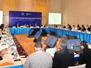 2017年亚太经合组织第一次高官会及相关会议进入第十一天