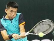 2017年中国男网F3未来赛:李黄南止步男双首轮