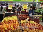 春节后河内市CPI呈现稳定趋势