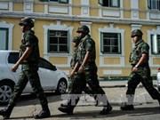 泰国通过未来十年国防现代化计划