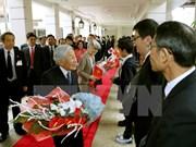 日本新闻媒体纷纷报道日本天皇明仁和皇后美智子访越的消息