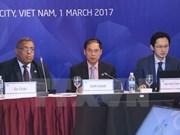 2017年越南APEC峰会:APEC第一次高官会正式召开