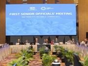 2017年APEC会议:SOM1继续就促进地区经济一体化相关内容展开讨论