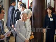 日本天皇明仁和皇后访越之旅进一步深化越日双边关系