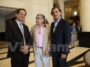 越南加强与阿根廷门多萨省的经贸合作
