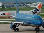 越航与捷星航空在岘港至河内和胡志明市航线上联合打造新产品