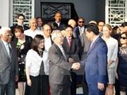 胡志明市与美国旧金山市努力推动两市关系走向深入